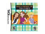 The Clique: Diss & Make Up Nintendo DS Game