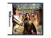 Lord of the Rings Aragorn s Quest Nintendo DS Game