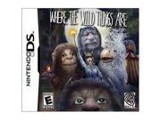 Where the Wild Things Are Nintendo DS Game