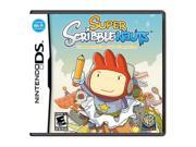 Super Scribblenauts Nintendo DS Game Warner Bros. Studios
