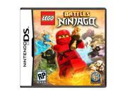 Lego Battles: Ninjago Nintendo DS Game Warner Bros. Studios