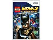 Lego Batman 2: DC Super Heroes Wii Game