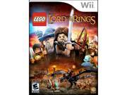 LEGO Lord of the Rings Wii Game
