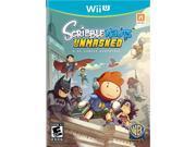 Scribblenauts UnMasked Wii U Game