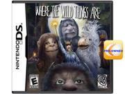 Pre-owned Where the Wild Things Are DS