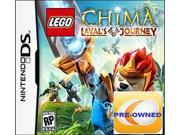Pre-owned LEGO Legends of Chima: Laval's Journey DS
