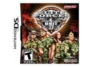 Elite Forces: Unit 77 Nintendo DS Game
