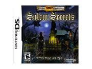 Salem Witch Trials Nintendo DS Game