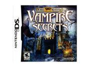 Hidden Mysteries: Vampire Secrets Nintendo DS Game Game Mill