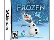 Frozen Olaf's Quest DS