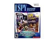 I Spy Ultimate/I Spy Spooky 2 Pack Wii Game