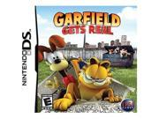 Garfield Gets Real Nintendo DS Game DSI GAMES