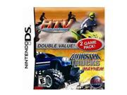 ATV: Thunder Ridge Riders / Monster Truck Nintendo DS Game DSI GAMES