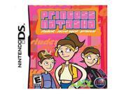 Princess Natasha: Student/Secret Agent/Princess Nintendo DS Game DSI GAMES