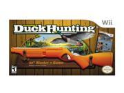 Ultimate Duck Hunting w/Rifle Hunting Bundle Wii Game