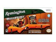 Remington Great American Bird Hunt with Rifle Wii Game