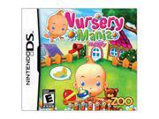 Nursery Mania Nintendo DS Game