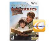 Pre-owned Story Hour Adventures  Wii