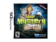 Junior Mystery Quest Nintendo DS Game