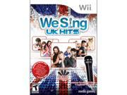 We Sing: UK Hits with 1 Microphone Wii Game