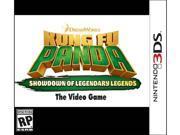Kung Fu Panda: Showdown of Legendary Legends Nintendo 3DS