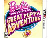 Barbie and Her Sisters: Puppy Rescue Nintendo 3DS