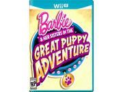Barbie and Her Sisters: Puppy Rescue Nintendo Wii U