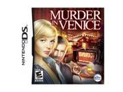 Murder In Venice Nintendo DS Game