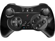 EMIO 02563 Pro U Controller for Wii U Black