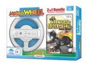 dreamGEAR 2-in-1 Micro Wheel Bundle