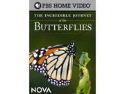 Nova: The Incredible Journey of the Butterflies 9SIAA765825636