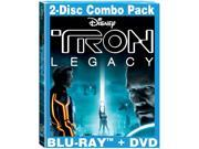 Disney 2-Disc TRON: Legacy Blu-ray and DVD Combo Pack 9SIV0UN5WA0340
