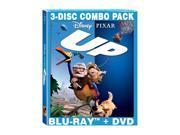 Up - 3-Disc BD Combo Pack (2-Disc BD+DVD) Ed Asner (voice), Jordan Nagai (voice), Christopher Plummer (voice), Bob Peterson (voice), John Ratzenberger (voice)