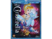 Cinderella (DVD + Blu-ray) Wilfred Jackson, Hamilton Luske, Clyde Geronimi