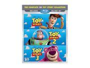 Toy Story Trilogy (3-D Blu-ray/WS) 9SIADE46A27059