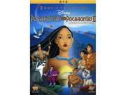 Pocahontas / Pocahontas II: Journey to a New World (Double Feature DVD) 9SIAA765822326