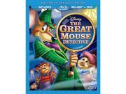 The Great Mouse Detective (DVD + Blu-ray) 9SIA9UT5Z78798