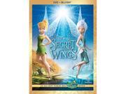 Disney Fairies: Secret of the Wings (DVD + Blu-ray) Lucy Hale (voice), Anjelica Huston (voice), Timothy Dalton (voice), Lucy Liu (voice), Raven-Symone (voice)