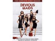 Devious Maids: The Complete First Season Ana Ortiz, Dania Ramirez, Roselyn Sanchez, Judy Reyes, Edy Ganem
