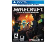 Minecraft PlayStation Vita