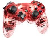 PDP Afterglow PS3 Wireless Controller - Red