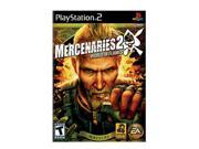 Mercenaries 2: World in Flames Playstation 2 Game EA
