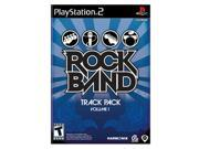 Rock band Track pack Vol 1 Game