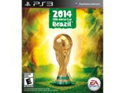2014 FIFA World Cup Brazil PlayStation 3 EA