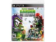 Plants vs Zombies Garden Warfare PlayStation 3
