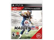 Madden NFL 15 Ultimate Edition PS3