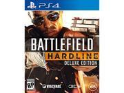 Battlefield Hardline Deluxe Edition PS4