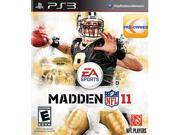 Pre-owned Madden NFL 11  PS3