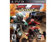 MX vs ATV: Untamed PlayStation 3