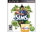 Pre-owned The Sims 3 PS3